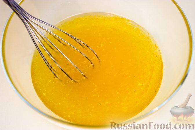 Фото приготовления рецепта: Миндальный пирог с мандаринами - шаг №2