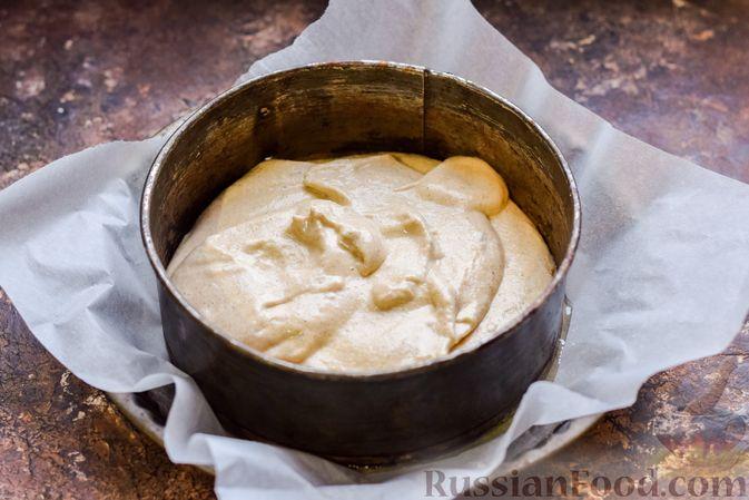 Фото приготовления рецепта: Гречневый бисквит с корицей - шаг №10