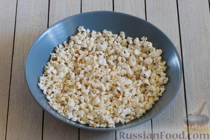 Фото приготовления рецепта: Конфеты из попкорна с маршмеллоу - шаг №2