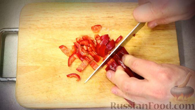 Фото приготовления рецепта: Соус для шаурмы по-арабски - шаг №2