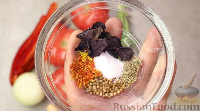 Фото приготовления рецепта: Соус для шаурмы по-арабски - шаг №3