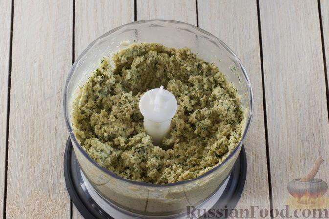 Фото приготовления рецепта: Паштет из семечек подсолнечника - шаг №4