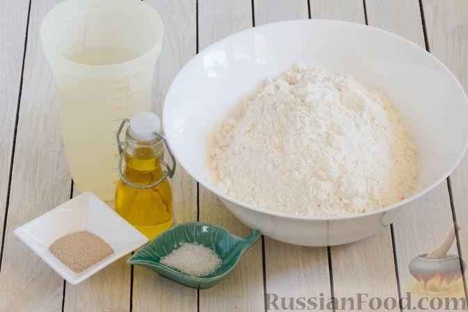 Фото приготовления рецепта: Хлебные палочки - шаг №1