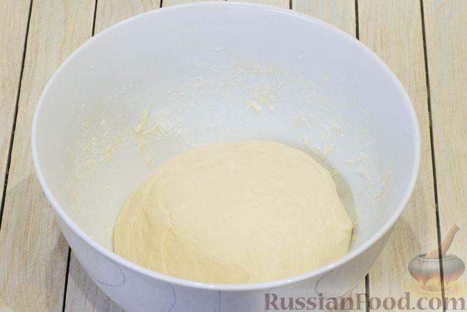 Фото приготовления рецепта: Хлебные палочки - шаг №7