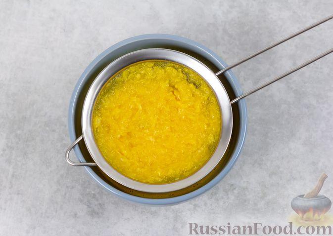 Фото приготовления рецепта: Сметанно-мандариновое желе - шаг №5