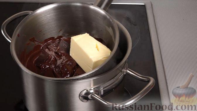 Фото приготовления рецепта: Шоколадный крем для торта - шаг №1