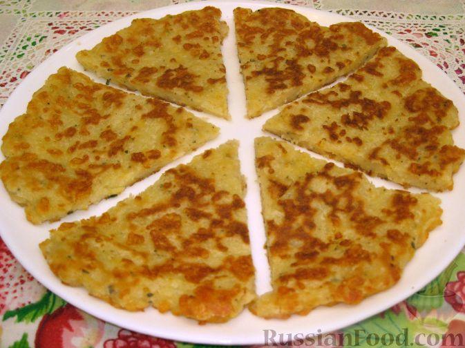 Сырные лепешки за 5 минут  Ekskyl