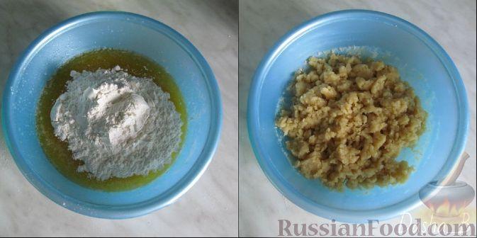 Рецепт пирога рассыпчатого с творогом 184