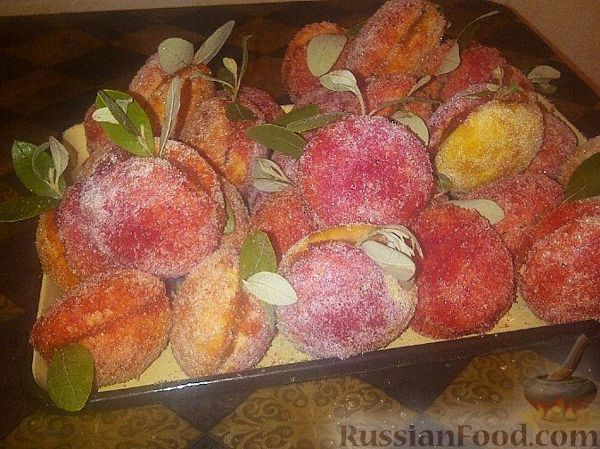 """Рецепт Печенье """"Персики"""""""