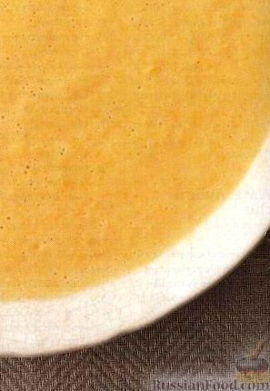 Рецепт Кукурузный суп-пюре