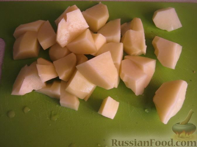 свиной суп с чечевицей рецепт