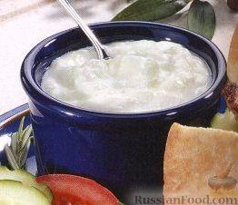 Рецепт Соус «Цацики»