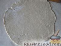 Фото приготовления рецепта: Пицца на скорую руку - шаг №8