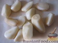 Фото приготовления рецепта: Баклажаны на зиму - шаг №7