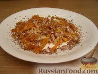 Фото приготовления рецепта: Десертный салат из кураги - шаг №5