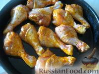 """Фото приготовления рецепта: Куриные ножки """"Золотистые"""" - шаг №2"""
