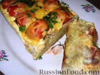 Фото к рецепту: Запеканка из картофеля с рыбой