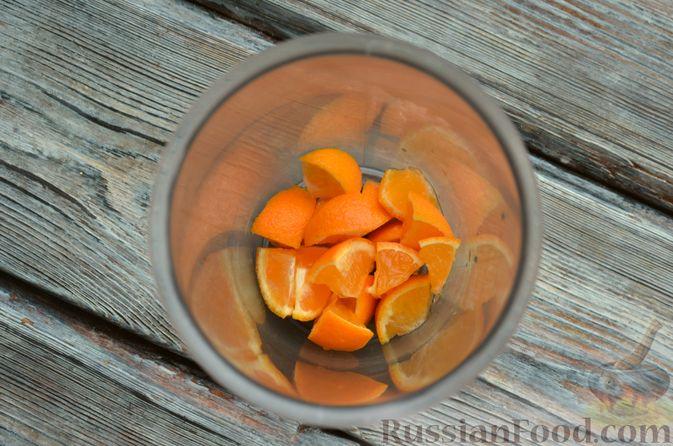 Фото приготовления рецепта: Кексы с мандаринами - шаг №2