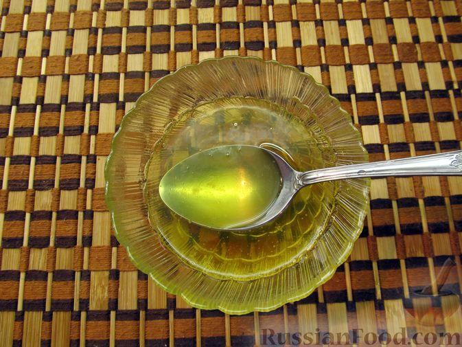 Фото приготовления рецепта: Медовые плюшки на сливках, с изюмом - шаг №16