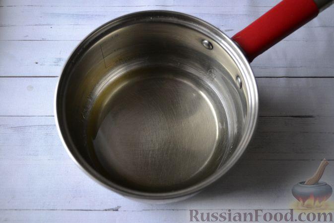 Фото приготовления рецепта: Мини-пончики на йогурте - шаг №7