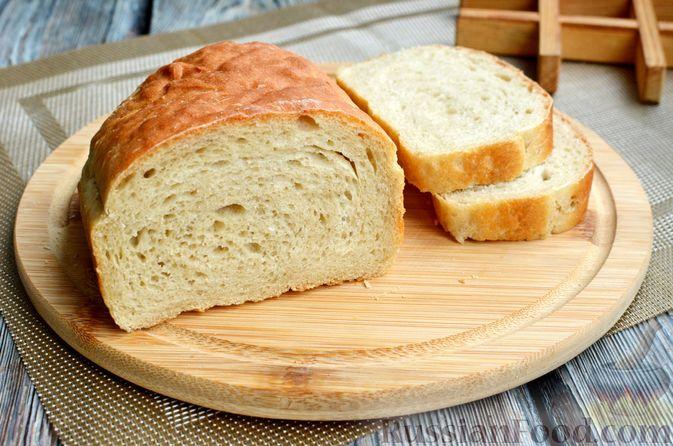 Фото к рецепту: Пшеничный хлеб на заварке из цельнозерновой муки