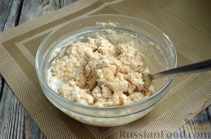 Фото приготовления рецепта: Пшеничный хлеб на заварке из цельнозерновой муки - шаг №2