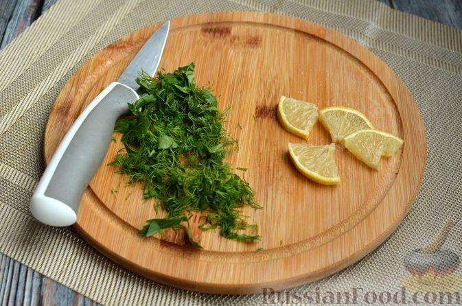 Фото приготовления рецепта: Солянка с колбасой и черносливом - шаг №11