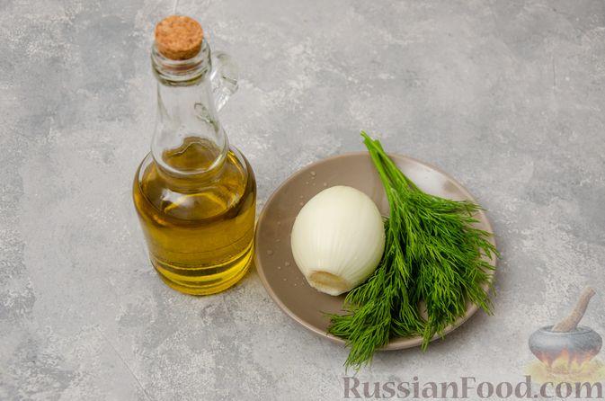 Фото приготовления рецепта: Постные вареники с пекинской капустой и морковью - шаг №18