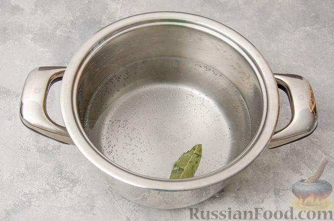 Фото приготовления рецепта: Постные вареники с пекинской капустой и морковью - шаг №16