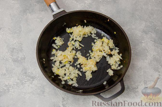 Фото приготовления рецепта: Постные вареники с пекинской капустой и морковью - шаг №20