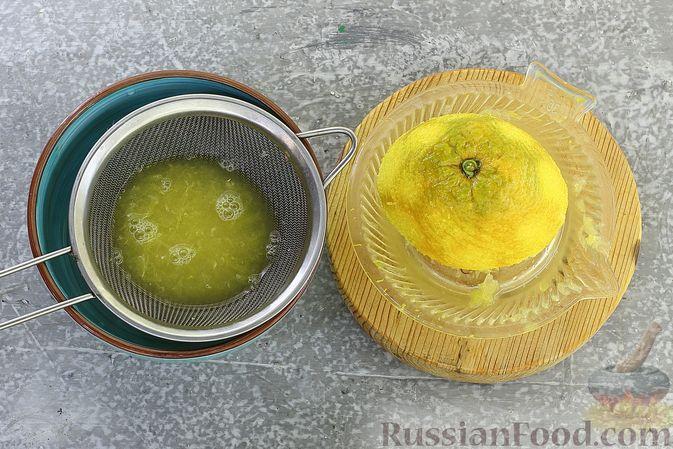 Фото приготовления рецепта: Гречневая каша с курагой, имбирными цукатами и апельсиновым соусом - шаг №5