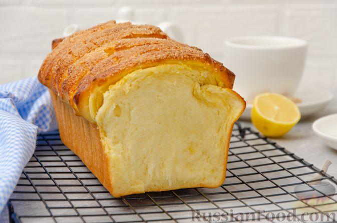 Фото приготовления рецепта: Отрывной сладкий хлеб с сахарной корочкой - шаг №23