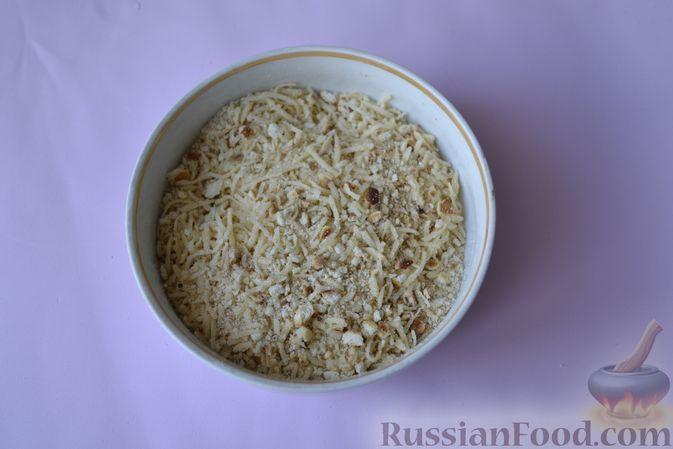 Фото приготовления рецепта: Куриные наггетсы в сырно-крекерной панировке - шаг №9