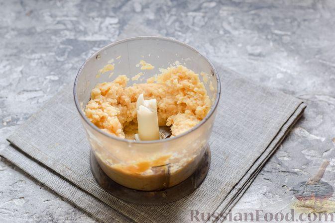 Фото приготовления рецепта: Сладкий пирог из белой фасоли - шаг №4