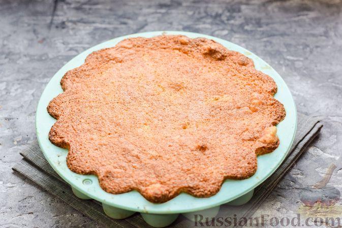 Фото приготовления рецепта: Сладкий пирог из белой фасоли - шаг №14
