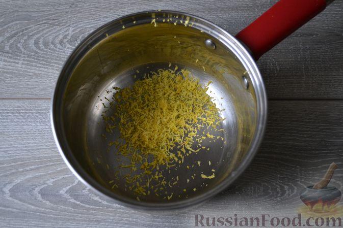Фото приготовления рецепта: Конфеты с белым шоколадом, маком и лимонным курдом - шаг №2