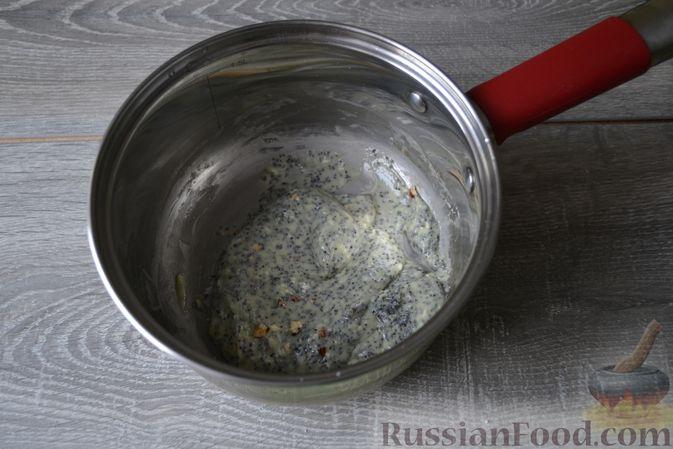 Фото приготовления рецепта: Конфеты с белым шоколадом, маком и лимонным курдом - шаг №13