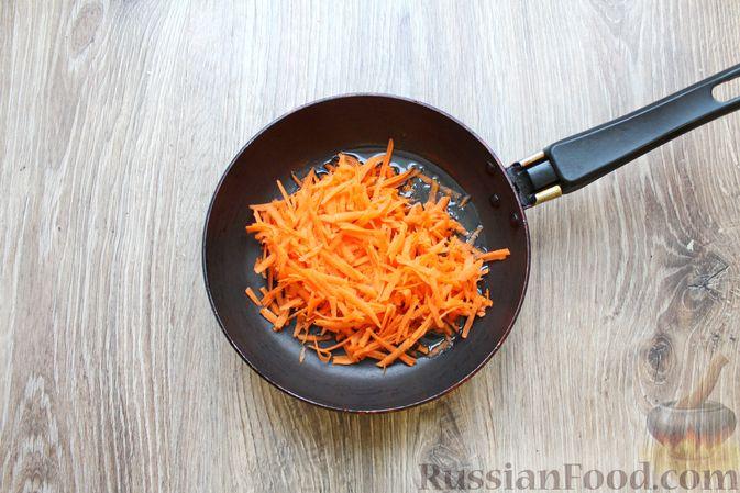 Фото приготовления рецепта: Суп с говядиной и булгуром - шаг №3