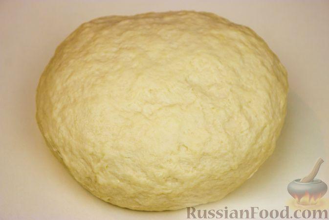 Фото приготовления рецепта: Пирог с картошкой - шаг №2