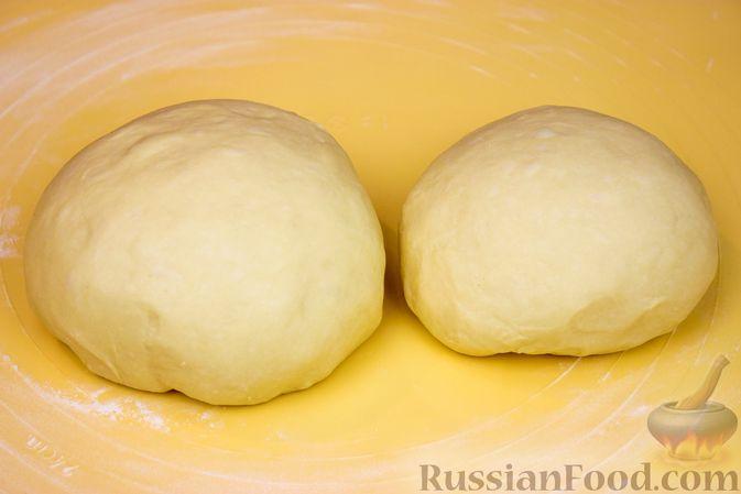 Фото приготовления рецепта: Пирог с картошкой - шаг №6