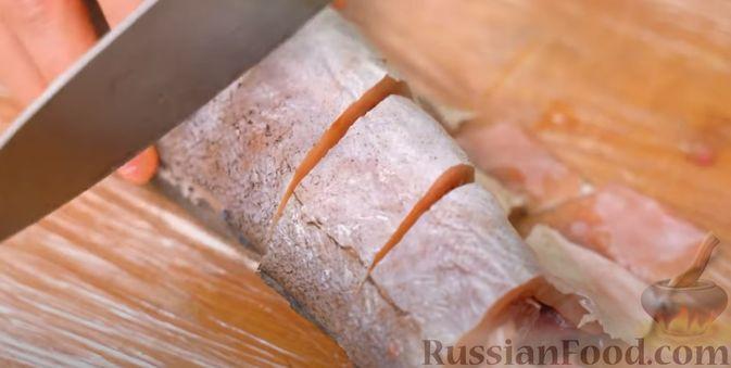 Фото приготовления рецепта: Рыба под маринадом - шаг №1