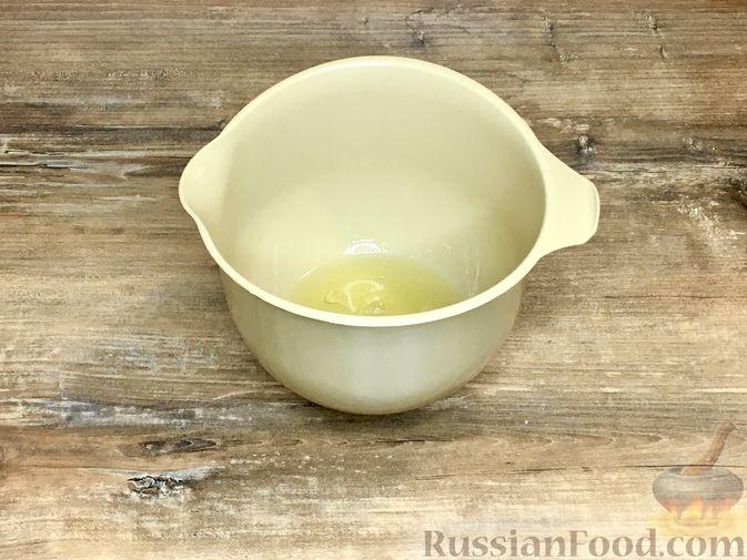 """Фото приготовления рецепта: Пирожные """"Корзиночки"""" с лимонным заварным кремом и безе - шаг №27"""