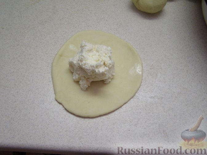 Рецепт лепешек на кефире на сковороде пошагово
