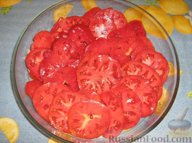 Как пожарить помидоры в сыре