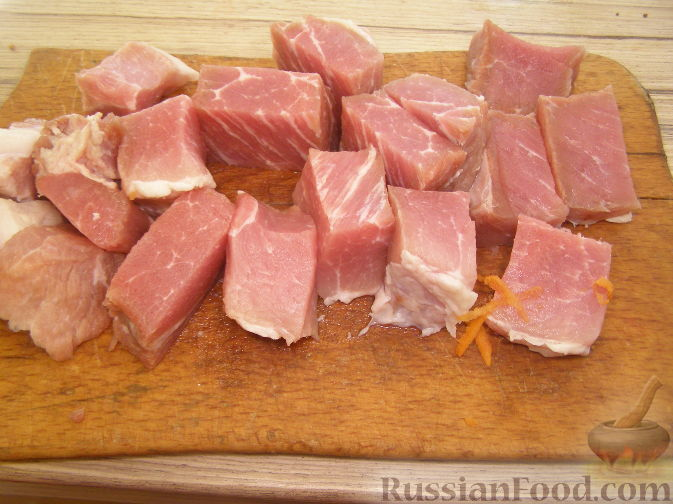 мясо на шашлык рецепт