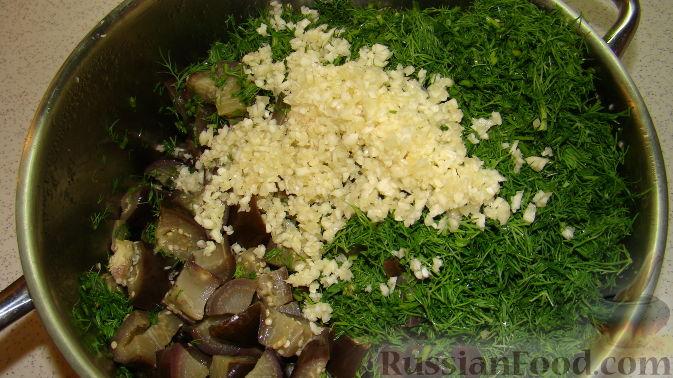 баклажаны как на рынке рецепт приготовления