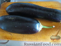 Фото приготовления рецепта: Баклажаны по-корейски - шаг №2