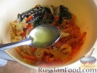 Фото приготовления рецепта: Баклажаны по-корейски - шаг №10