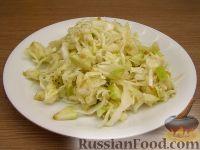 Фото к рецепту: Капустный салат с имбирем