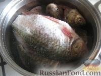 Фото приготовления рецепта: Уха из карася - шаг №3